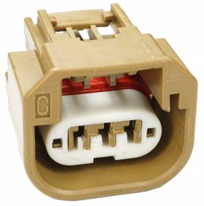 Connector Experts - Normal Order - Park/Turn Light - Front
