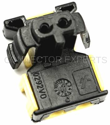 Connector Experts - Normal Order - Passenger Air Bag