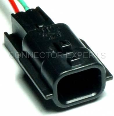 Connector Experts - Normal Order - AC Compressor - Compressor Side