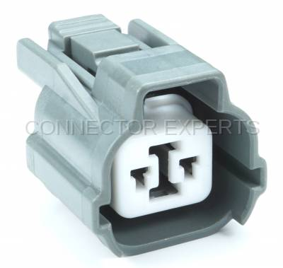 Connector Experts - Normal Order - Washer Pump - Front