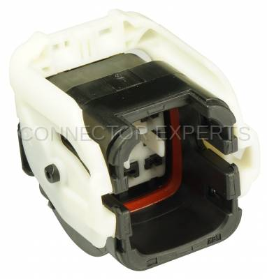 Connector Experts - Normal Order - Junction Connector - Front