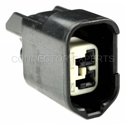 Connector Experts - Normal Order - Parking Light - Front