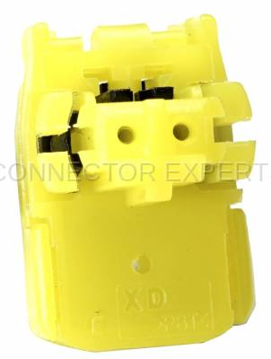 Connector Experts - Normal Order - Air Bag - Knee Lower Instrument Panel