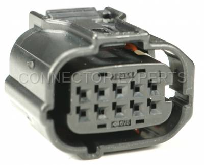 Connector Experts - Normal Order - Inline - To Front Harness