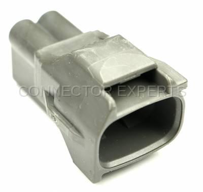 Connector Experts - Normal Order - AC Compressor (Compressor Side)