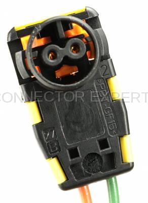 Connector Experts - Normal Order - Driver Lower Air Bag Module