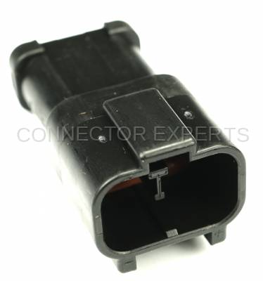 Connector Experts - Normal Order - Trailer Hitch Wiring