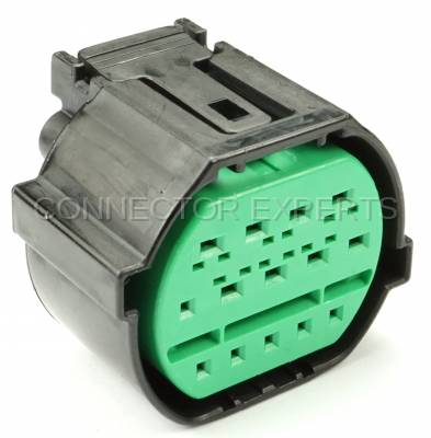 Connector Experts - Special Order 100 - Inline - To Fog Lamp Harness