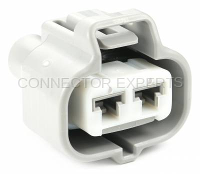 Connector Experts - Normal Order - Headlight Cleaner Washer Pump