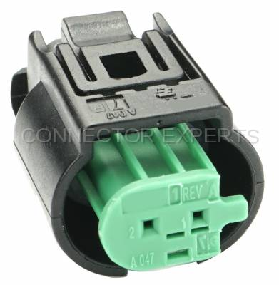 Connector Experts - Normal Order - Marker Light - Rear