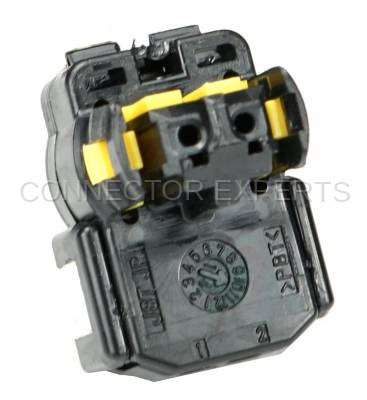 Connector Experts - Normal Order - Front Air Bag - Passenger