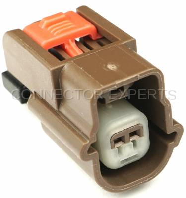 Connector Experts - Normal Order - Front Impact Sensor