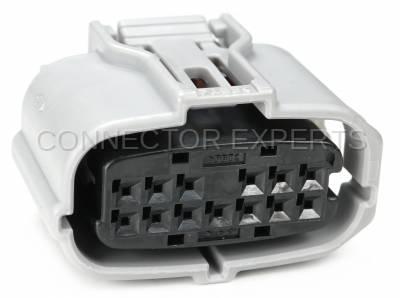 Connector Experts - Normal Order - Transmission CVT Solenoid