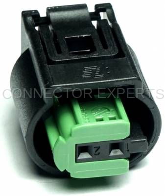 Connector Experts - Normal Order - Heated Washer Nozzle - Hood