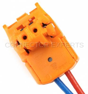 Connector Experts - Normal Order - Front Air Bag