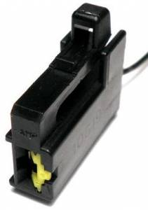 Connectors - 1 Cavity - Connector Experts - Normal Order - CE1007