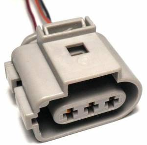 Connectors - 3 Cavities - Connector Experts - Normal Order - CE3076