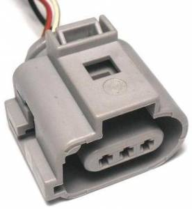 Connectors - 3 Cavities - Connector Experts - Normal Order - CE3077