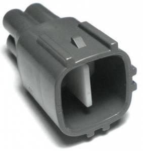 Connectors - 4 Cavities - Connector Experts - Normal Order - CE4004M