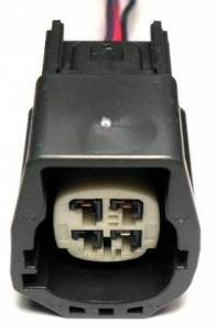 Connectors - 4 Cavities - Connector Experts - Normal Order - CE4026F