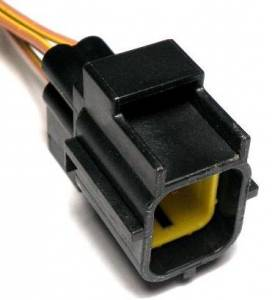 Connectors - 4 Cavities - Connector Experts - Normal Order - CE4054