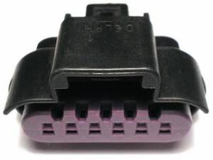 Connectors - 6 Cavities - Connector Experts - Normal Order - CE6013