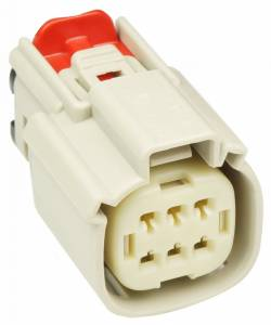 Connectors - 6 Cavities - Connector Experts - Normal Order - CE6062F