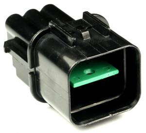 Connectors - 6 Cavities - Connector Experts - Special Order 100 - CE6001M