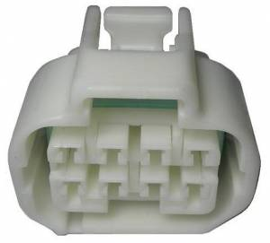 Connectors - 8 Cavities - Connector Experts - Normal Order - CE8017AF