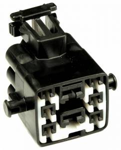 Connectors - 8 Cavities - Connector Experts - Normal Order - CE8036F