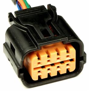 Connectors - 8 Cavities - Connector Experts - Normal Order - CE8037F