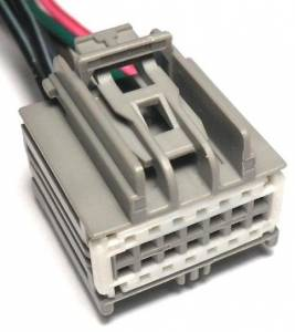 Connectors - 14 Cavities - Connector Experts - Normal Order - CET1402