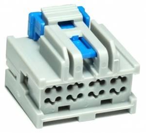 Connectors - 16 Cavities - Connector Experts - Normal Order - CET1604