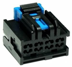 Connectors - 16 Cavities - Connector Experts - Normal Order - CET1605
