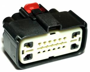 Connectors - 16 Cavities - Connector Experts - Normal Order - CET1607F