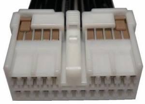 Connectors - 23 Cavities - Connector Experts - Normal Order - CET2300F