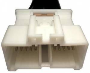 Connectors - 23 Cavities - Connector Experts - Normal Order - CET2300M