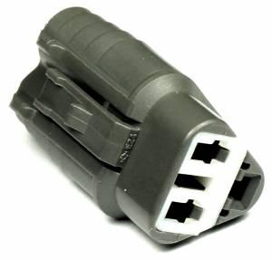 Misc Connectors - 3 Cavities - Connector Experts - Normal Order - Headlight - Parking Light