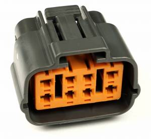 Connectors - 8 Cavities - Connector Experts - Normal Order - CE8039F