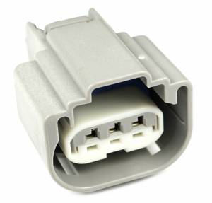 Connectors - 3 Cavities - Connector Experts - Normal Order - CE3024