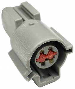 Connectors - 4 Cavities - Connector Experts - Normal Order - CE4038F