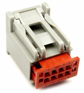 Connectors - 8 Cavities - Connector Experts - Normal Order - CE8040GY