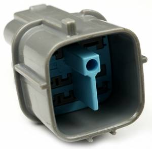 Connectors - 10 Cavities - Connector Experts - Normal Order - CET1023M
