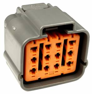 Connectors - 12 Cavities - Connector Experts - Normal Order - CET1219F