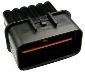 Connectors - 12 Cavities - Connector Experts - Special Order 100 - CET1222M
