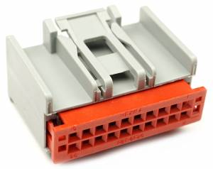Connectors - 20 Cavities - Connector Experts - Special Order 100 - CET2009