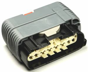 Connectors - 24 Cavities - Connector Experts - Special Order 100 - CET2402F