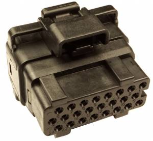Connectors - 24 Cavities - Connector Experts - Normal Order - CET2404