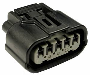 Connectors - 5 Cavities - Connector Experts - Normal Order - CE5028F