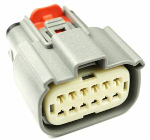 Connectors - 12 Cavities - Connector Experts - Normal Order - CET1223F
